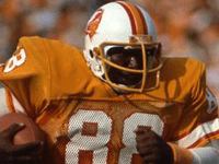 BuccaneersFan.com Jimmie Giles Jr Tampa Bay Buccaneers Player 1978 to 1986