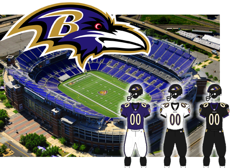 Baltimore Ravens opponent of the Tampa Bay Buccaneers