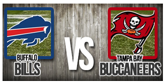 Buffalo Bills vs. The Tampa Bay Buccaneers BuccaneersFan