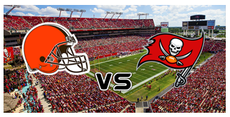 Cleveland Browns vs. The Tampa Bay Buccaneers BuccaneersFan