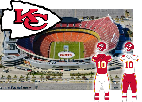 Kansas City Chiefs opponent of the Tampa Bay Buccaneers
