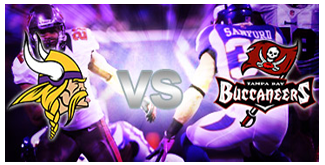 Minnesota Vikings vs. The Tampa Bay Buccaneers BuccaneersFan