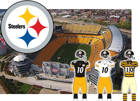 Pittsburgh Steelers opponent of the Tampa Bay Buccaneers