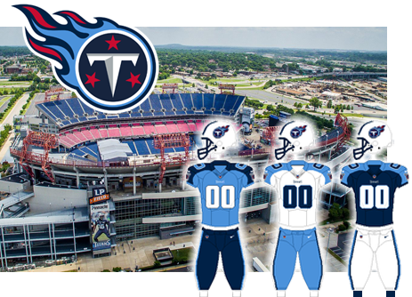 Tennessee Titans opponent of the Tampa Bay Buccaneers