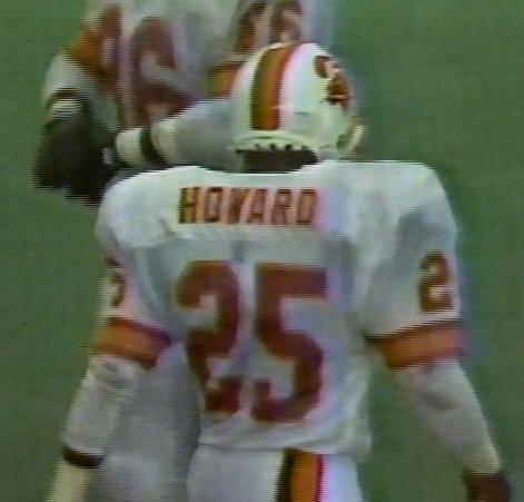 Bobby Howard #25