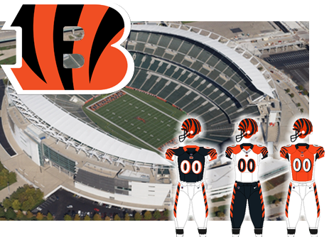 Cincinnati Bengals opponent of the Tampa Bay Buccaneers