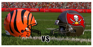 Cincinnati Bengals vs. The Tampa Bay Buccaneers BuccaneersFan